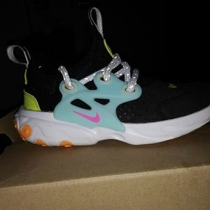 My son Nike's shoes